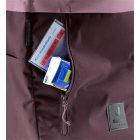 deuter UP Stockholm Backpack 22l aubergine/grape
